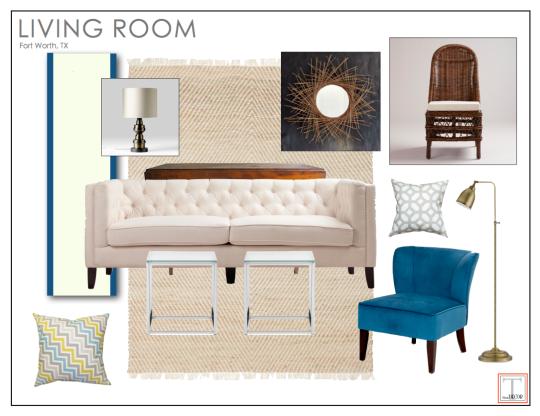 Tate Living Room