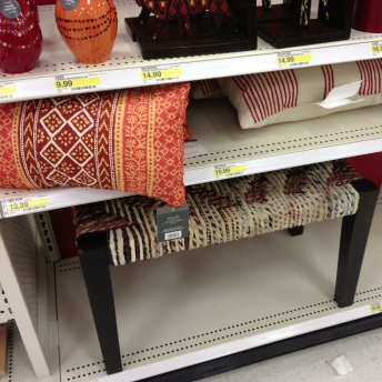 """Great take on the textured and """"tribal"""" trend"""