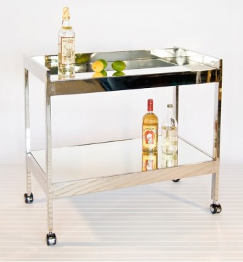 Plantation Bar Cart $1025