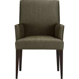 Crate and Barrel Miles Arm Chair $399