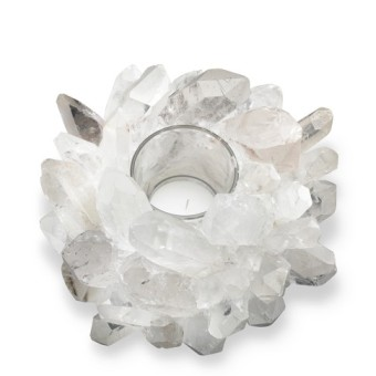 William Sonoma Quartz Votive $395