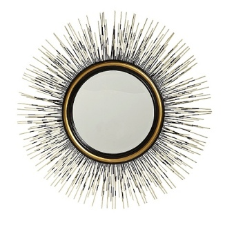 Richard Mishaan Quill Mirror $169.95
