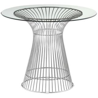 Zuo Whitby Glass Dining Table $838