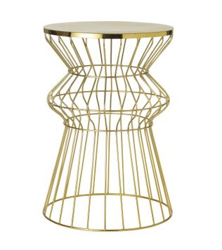 Brass Accent Table $59.99