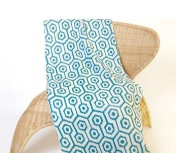 Aqua Eco Throw $146