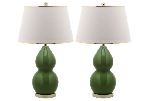 Fern Lamps $269/pair