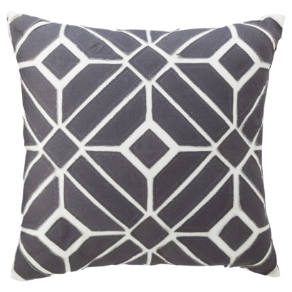 Geometric Toss Pillow - $20 on sale