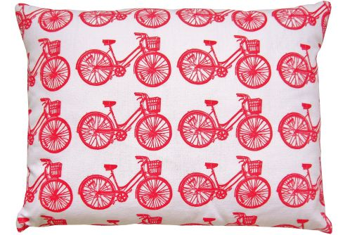 Bicycle Pillow $29