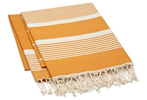 Set of 2 Stripes Foutas $62