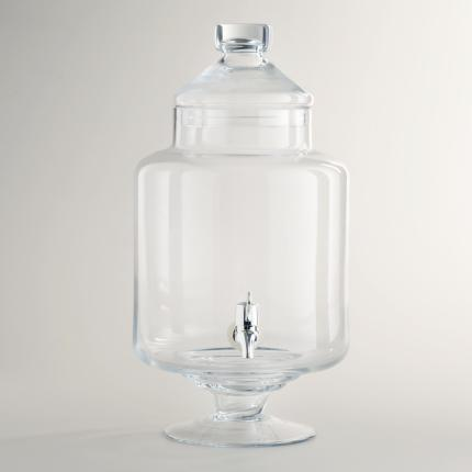 Glass Apothecary Tank - $29.99
