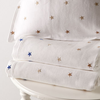 Kids Starry Bedspread / Zara Home Kids $59.90-$89.90