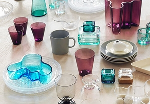 iittala Glass, etc.