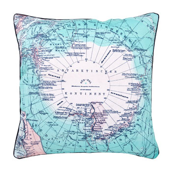 Kids Hot Air Balloon Pillow Cover / Zara Home Kids $35.90