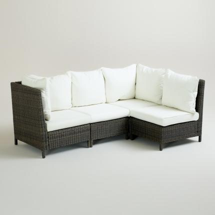 Solano Outdoor Sectional - Sale $769.96