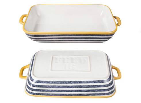 Stoneware Pan $20 = 16 Meals