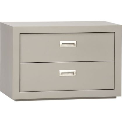 ascend-taupe-27-2-drawer-unit