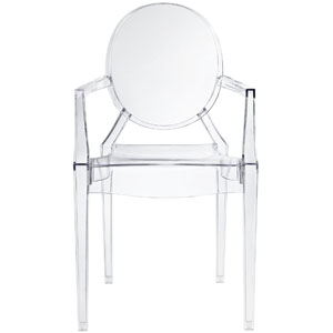Louis Ghost Chair - Lexmod $149 (sale)