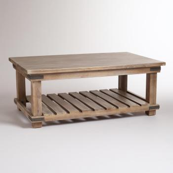 Cameron Coffee Table - World Market $229