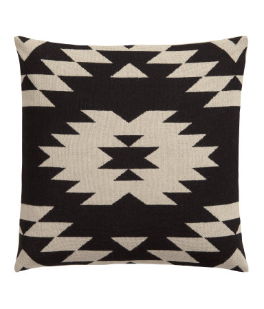 Black and White Cushion Cover - $14.95