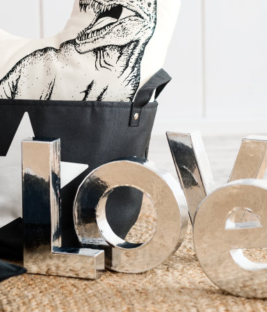 Decorative Letters - $12.95