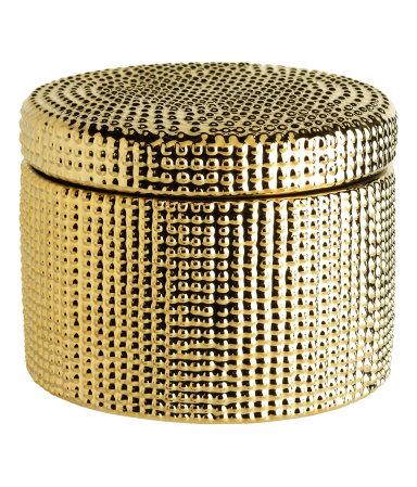 Ceramic Jar - $12.95