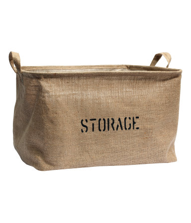 Storage Basket - $14.95