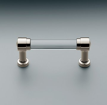 Restoration Hardware Grafton Clear Glass Pull - $13.50 - $19 (sale)