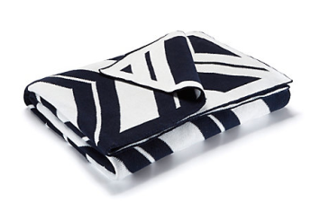 C Wonder Chevron Striped Throw - $128