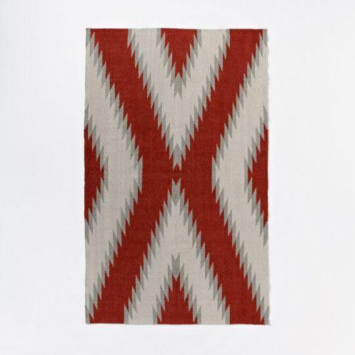 Miac Crossroads Wool Dhurrie - $244 on Sale