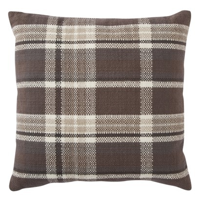 Threshold Plaid Toss Pillow - $29.99