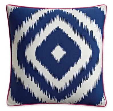 Square Decorative Pillow - $17.99 clearance