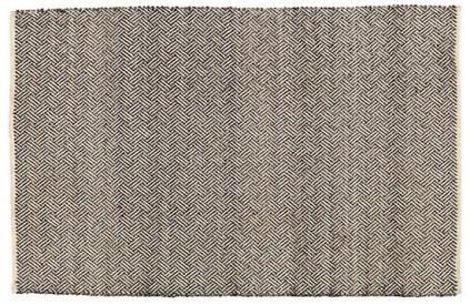 check-mix-wool-rug